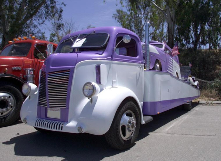 California Dreaming Truck Picture