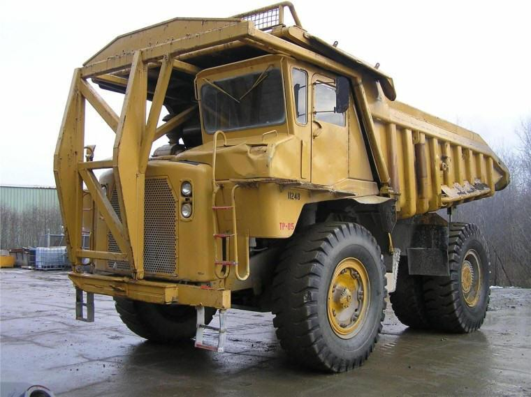 1973 Caterpillar 773 Truck Picture