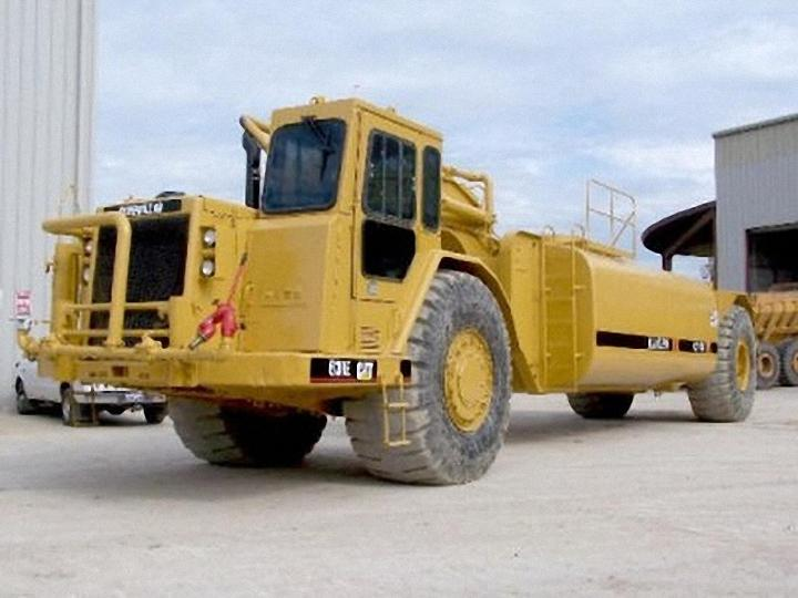 1990 Caterpillar 631E Truck Picture
