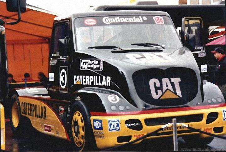 Caterpillar Special Truck Truck Picture