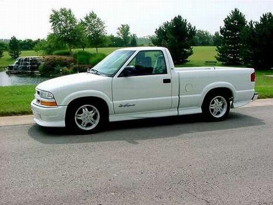 1999 Chevrolet LS Truck Picture