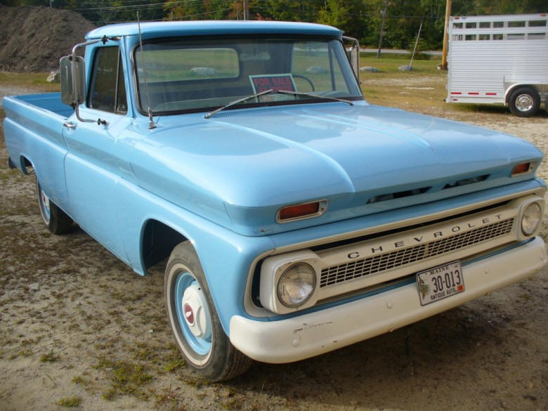 1966 Chevrolet K10 Pickup Truck Picture
