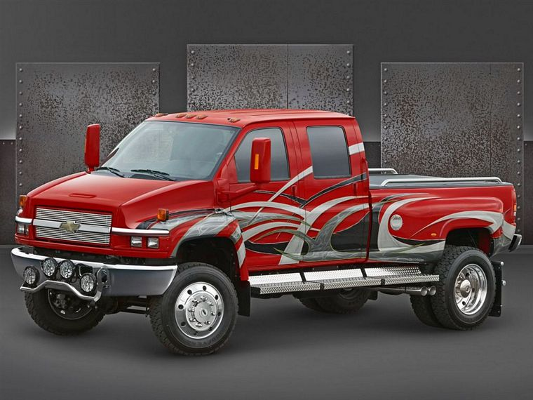2005 Chevrolet C4500 Truck Picture