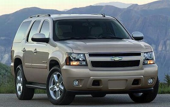 2007 Chevrolet Tahoe Truck Picture