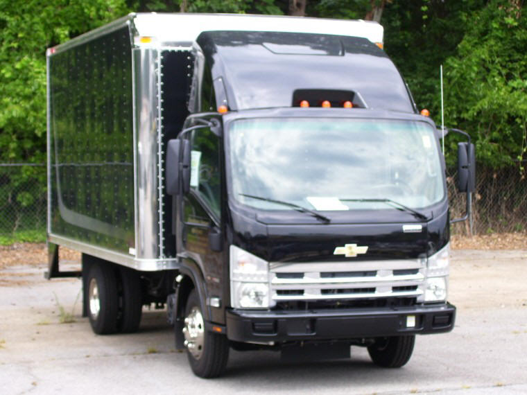2008 Chevrolet 4500 Truck Picture
