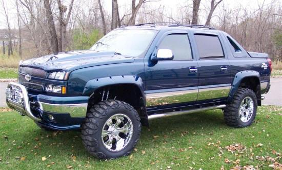 2006 Chevrolet Avalanche Truck Picture