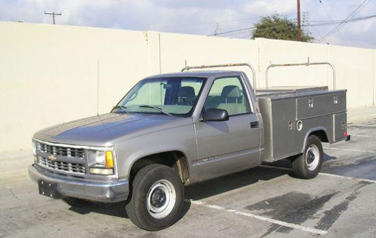 1998 Chevrolet 2500 Truck Picture