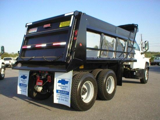 2005 Chevrolet C8500 Truck Picture