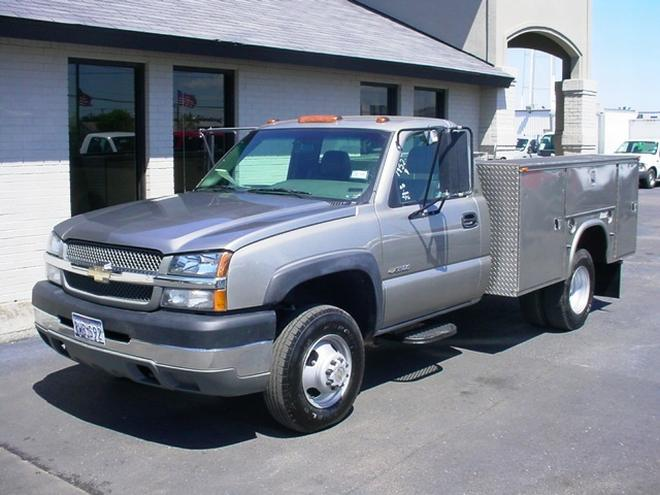 2003 Chevrolet 3500 Truck Picture