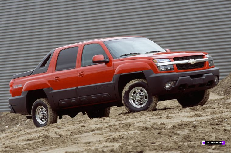 2005 Chevrolet Avalanche 2500 Truck Picture