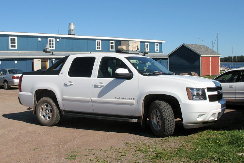 2007 Chevrolet Avalanche Truck Picture