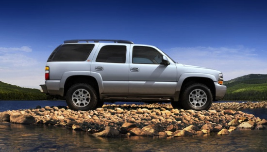 2005 Chevrolet Tahoe Truck Picture
