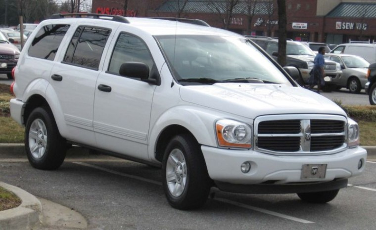 2006 Dodge Duango Truck Picture