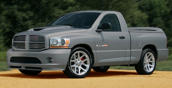 2006 Dodge Ram SRT10 Truck Picture