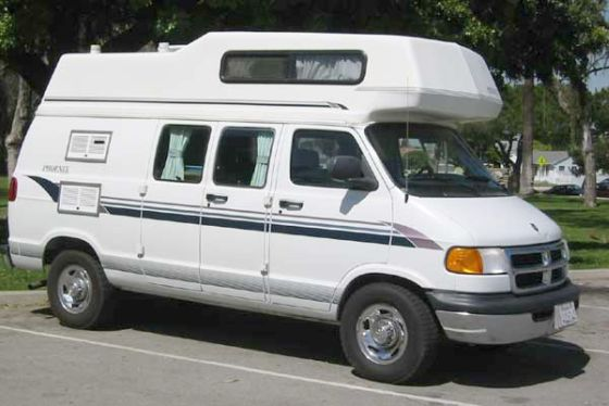 1998 Dodge Phoenix Van Picture