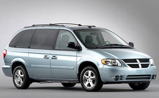 2006 Dodge Caravan Van Picture