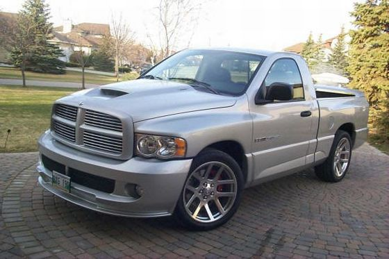 2005 Dodge Ram SRT Truck Picture