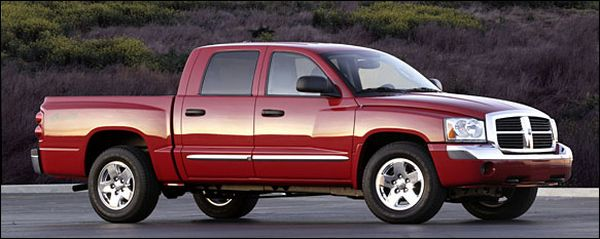 2006 Dodge Dakota Truck Picture