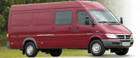 2006 Dodge Sprinter Van Picture