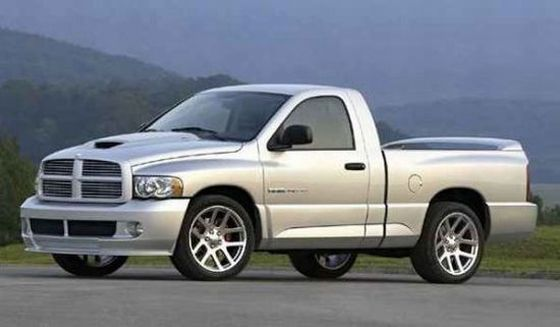 Dodge Ram SRT Truck Picture