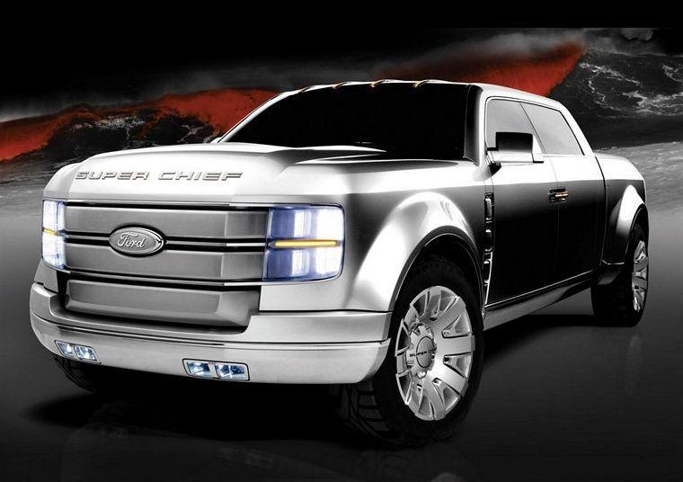 2006 Ford F250 Super Chief Concept Truck Picture