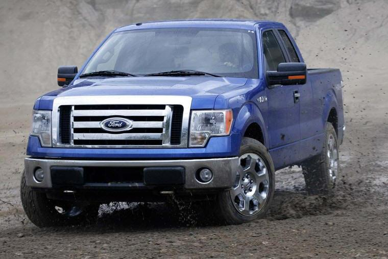 2009 ford f 150 reviews pictures and prices us news. Black Bedroom Furniture Sets. Home Design Ideas