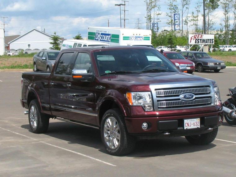 2009 Ford F150 Quad Truck Picture