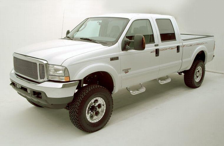 2003 Ford F250 Truck Picture