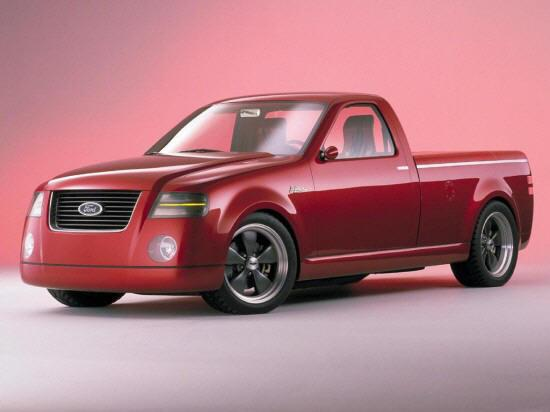 Ford Lightning Rod Truck Picture