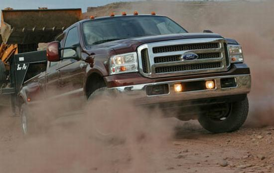 2006 Ford F350 Truck Picture