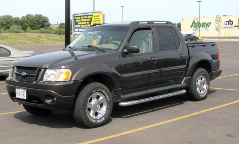 2007 Ford Explorer Truck Picture