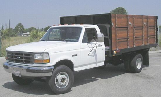1995 Ford F450 Truck Picture