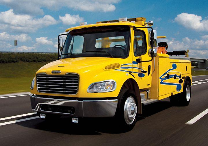 Freightliner Business M2 Truck Picture