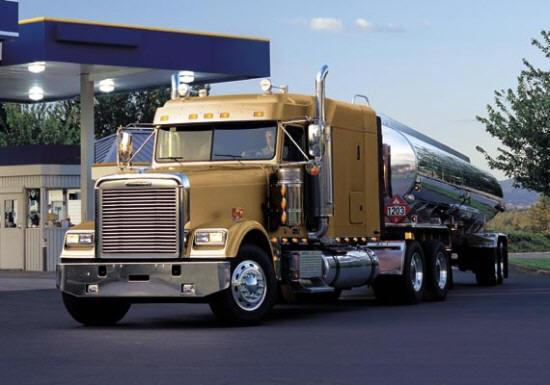 Freightliner Classic Truck Picture
