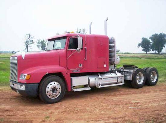 1993 Freightliner FLD Truck Picture