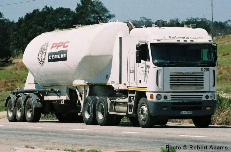 Freightliner Cement Truck Truck Picture