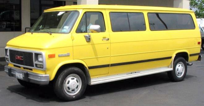 1996 GMC G30 Van Picture
