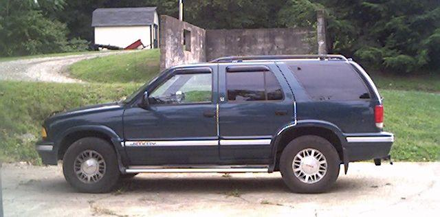 1996 GMC Jimmy SUV Picture