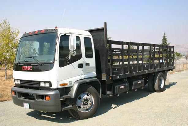 1997 GMC T6500 Truck Picture