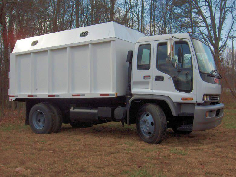 RIght Side 1998 GMC T-7500 Truck Picture