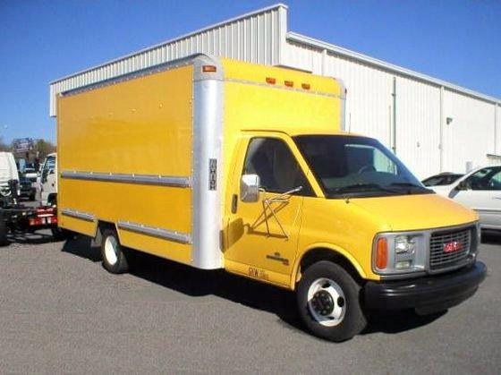 2002 GMC 3500 Truck Picture