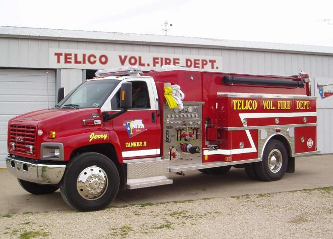2004 GMC 8500 Fire Truck Picture