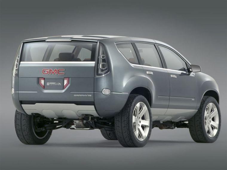 2005 GMC Graphyte Concept SUV Picture