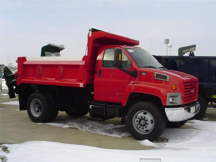 2007 GMC 6500 Truck Picture