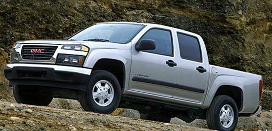 2005 GMC Canyon Truck Picture