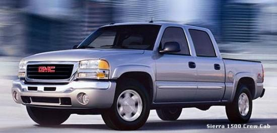 Front Left Gray 2006 GMC Sierra 1500 Truck Picture