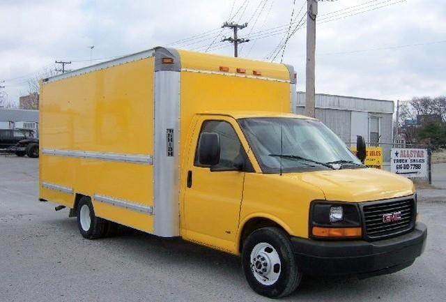 2004 GMC 3500 Truck Picture