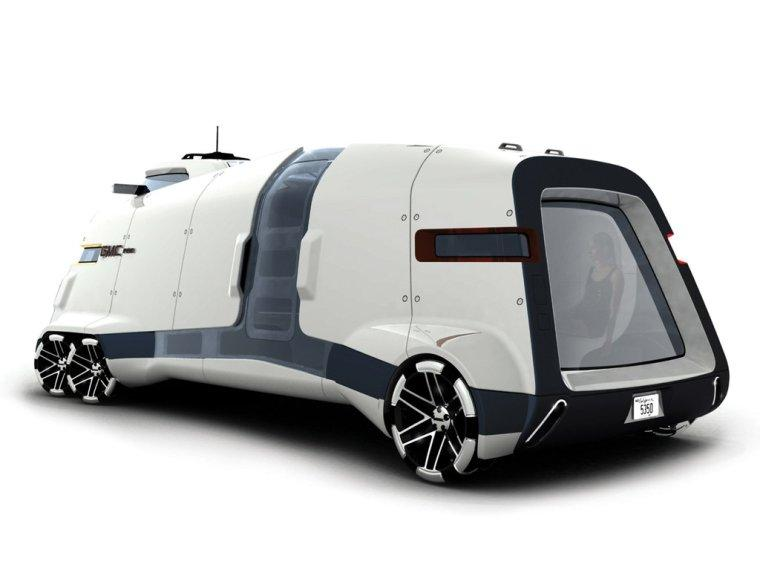2006 GMC PAD Concept RV Picture