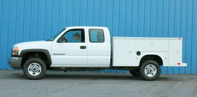 2007 GMC 2500 Truck Picture