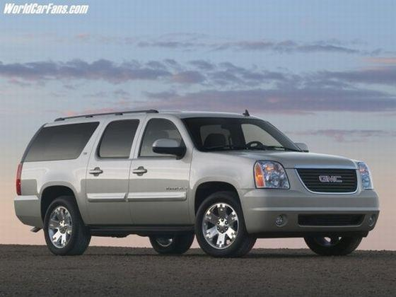2007 GMC Yukon XL Truck Picture